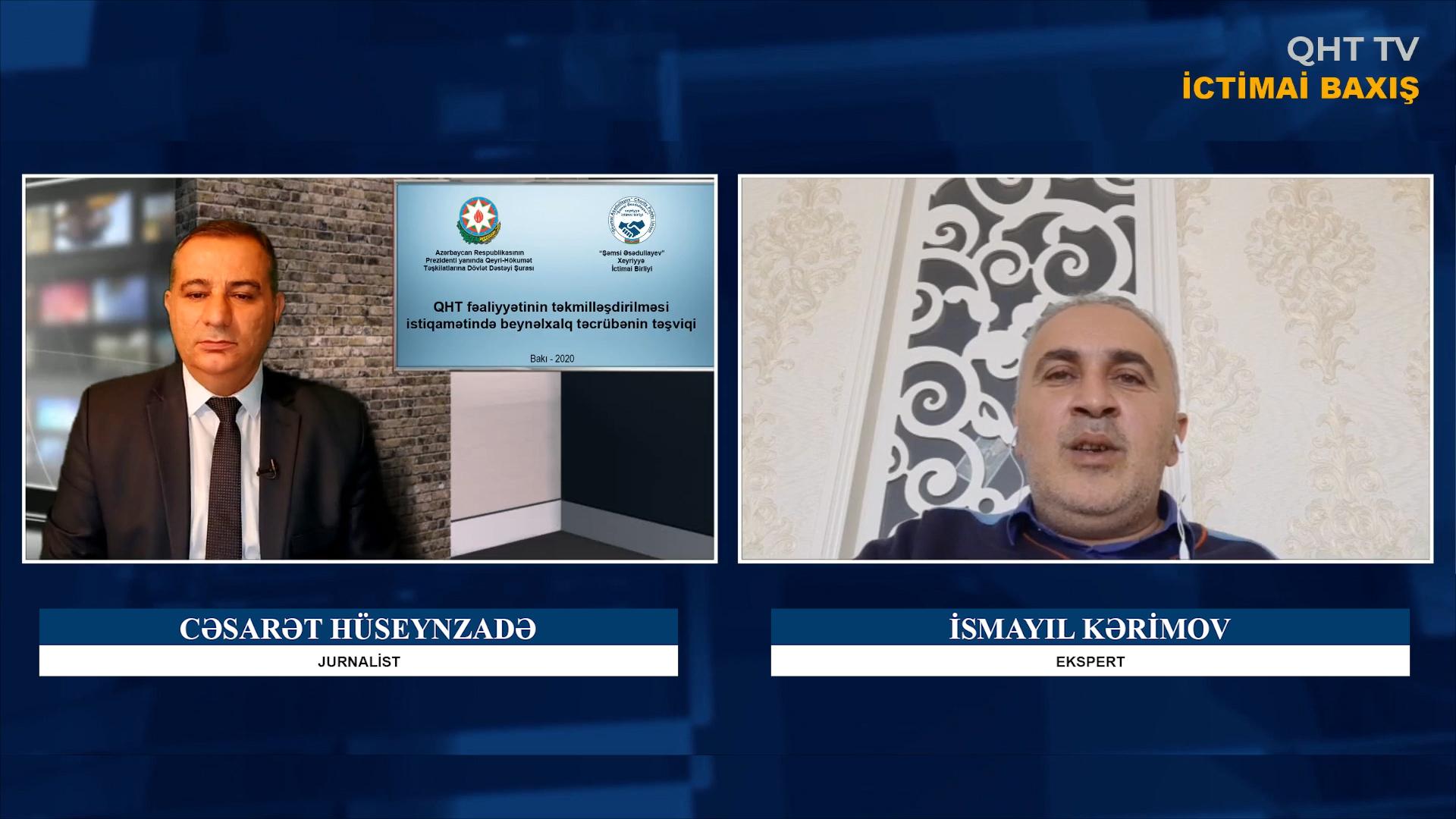 Vətən Müharibəsində könüllük və  vətəndaş təşəbbüsləri – Video